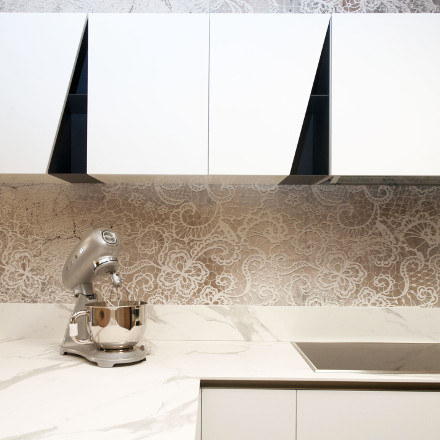 Vannozzi Interni furniture kitchen detail