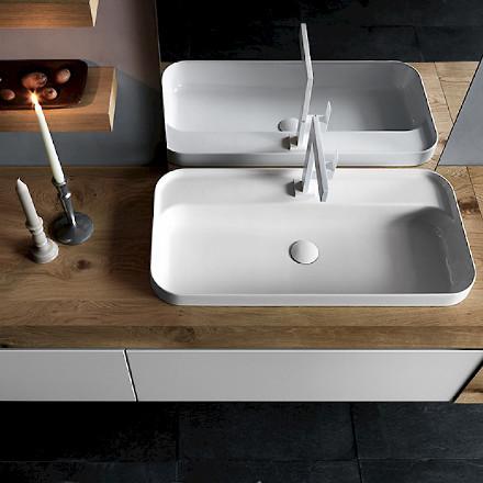Vannozzi Interni bagno Compab NK13 lavandino