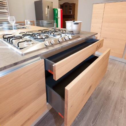 Vannozzi Interni kitchens details