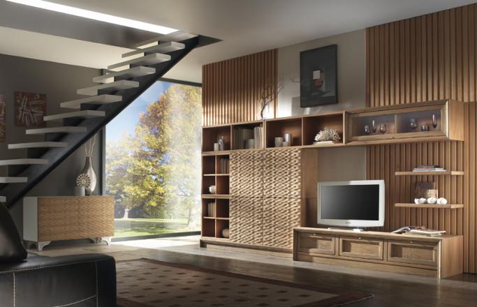 Vannozzi Interni soggiorno zona giorno mobili tv Zen Passione Casa