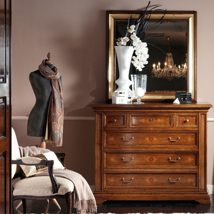 Vannozzi Interni bedroom dresser Baron