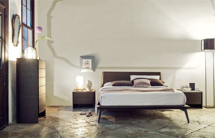 Vannozzi Iterni bedroom Alf DaFre Made in Italy